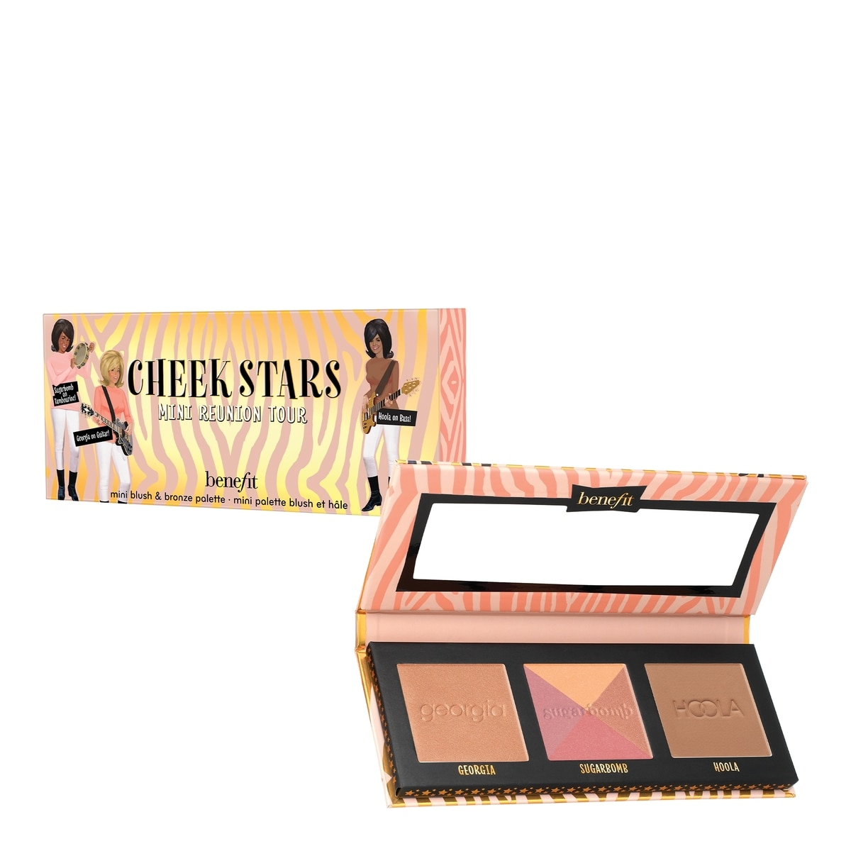 CHEEK STARS REUNION TOUR MINI (PALETA DE MEJILLAS MINI)