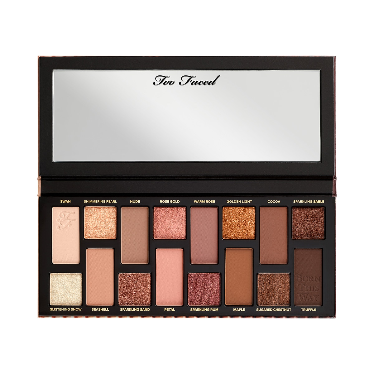BORN THIS WAY THE NATURAL NUDES EYE SHADOW PALETTE (PALETA DE SOMBRAS)