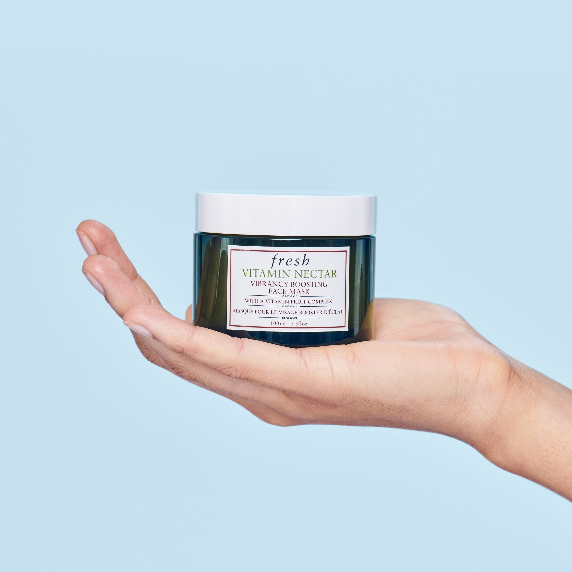 VITAMIN NECTAR VIBRANCY-BOOSTING FACE MASK