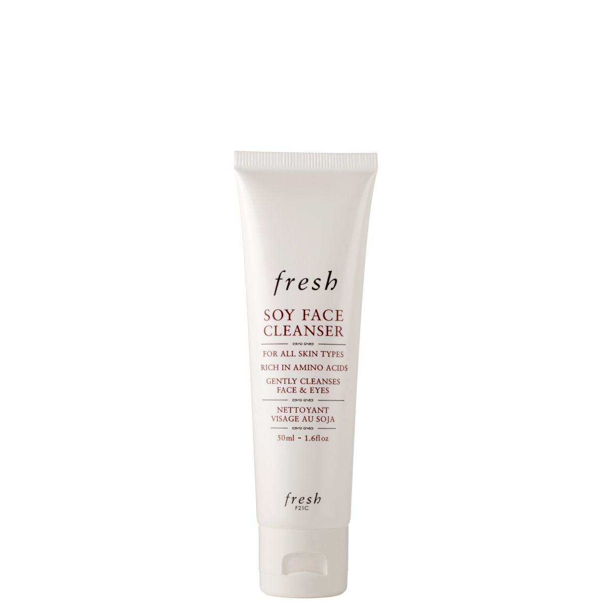 SOY FACE CLEANSER TRAVEL SIZE