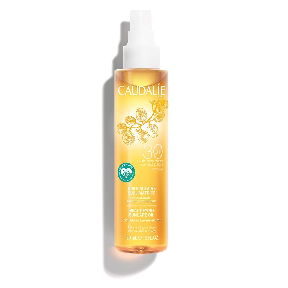 BEAUTIFYING SUNCARE OIL SPF30 (ACEITE SOLAR EMBELLECEDOR)