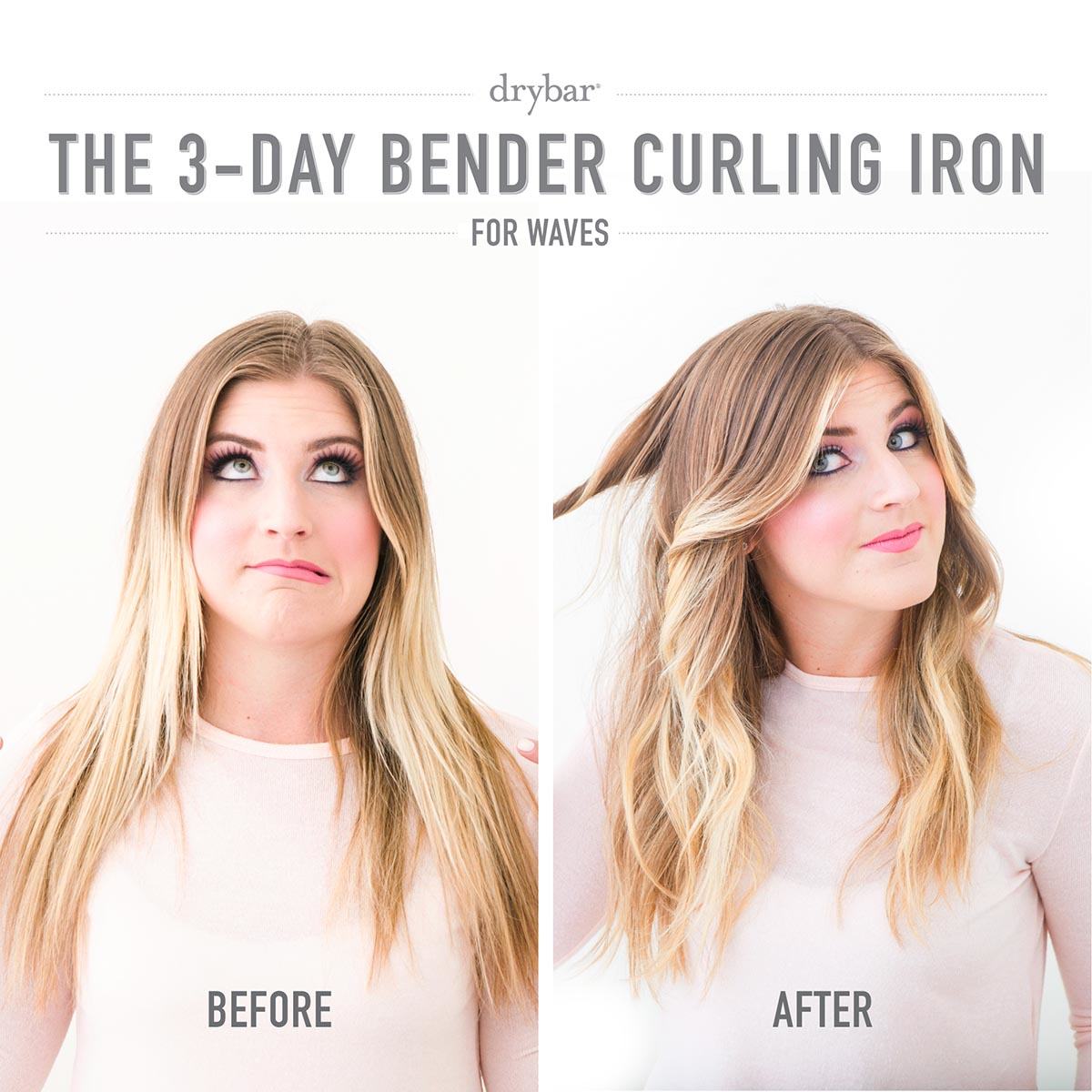 THE 3-DAY BENDER 1.25 DIGITAL CURLING IRON (TENAZA PARA EL CABELLO)