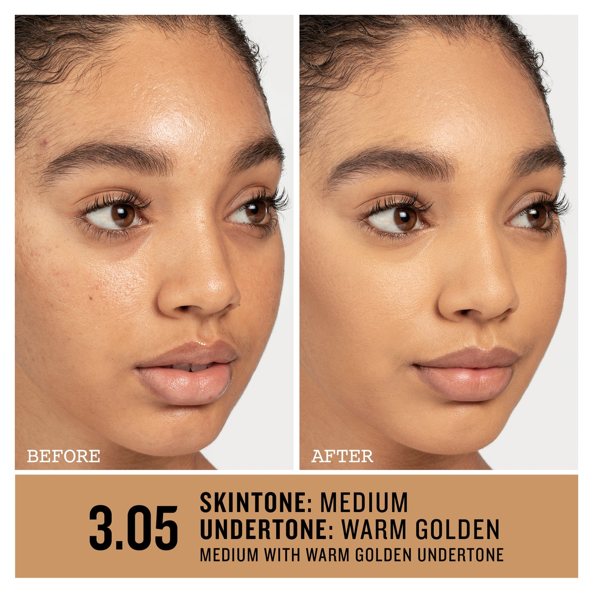 STUDIO SKIN 24 HOUR FULL COVERAGE WATERPROOF FOUNDATION (BASE DE MAQUILLAJE LIQUIDA DE LARGA DURACION Y MAXIMA COBERTURA)