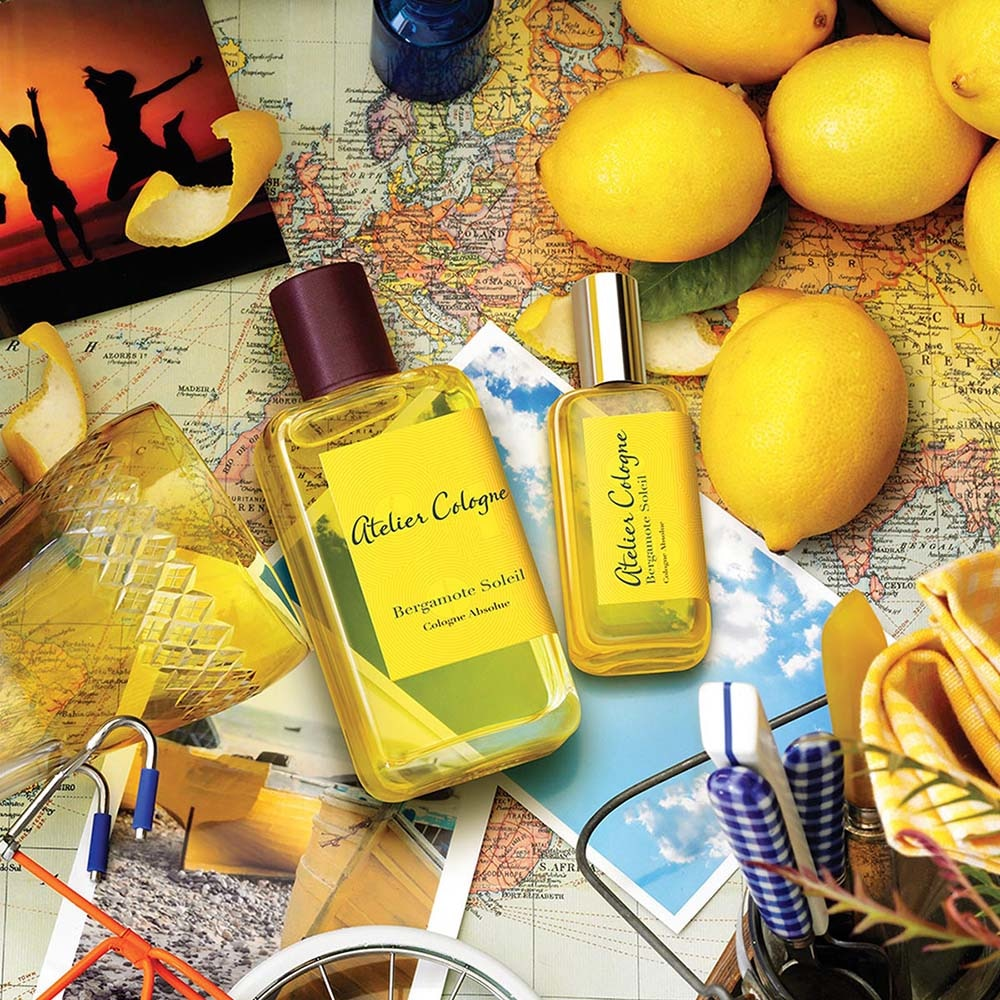 BERGAMOTE SOLEIL COLOGNE ABSOLUE