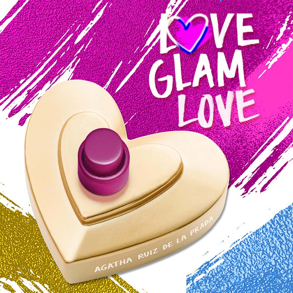 LOVE GLAM LOVE EAU DE TOILETTE 80ML
