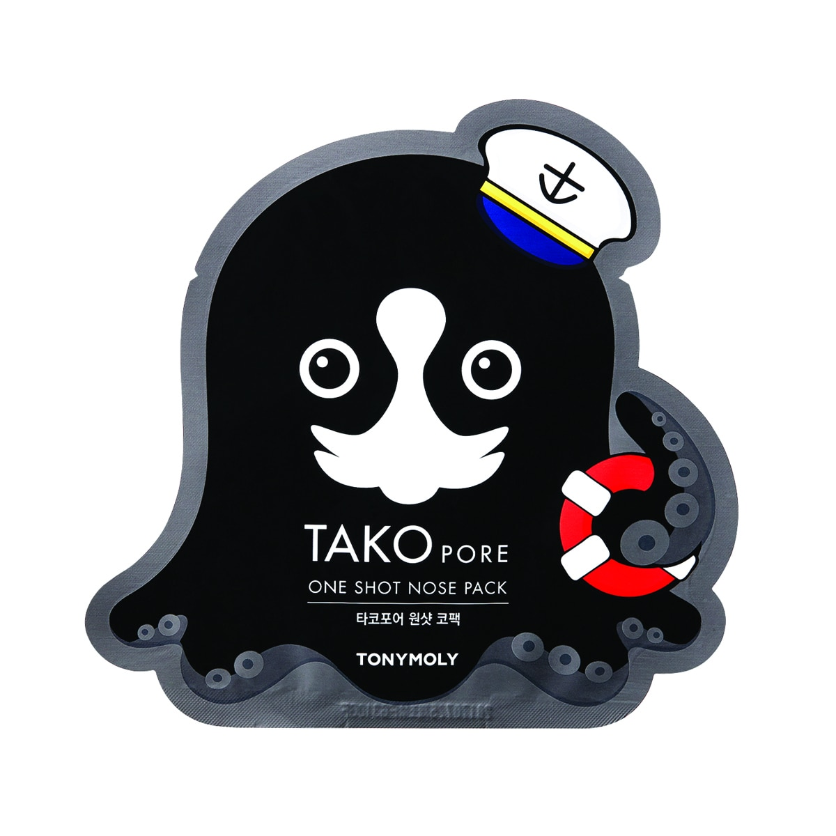 TAKOPORE ONE SHOT NOSE PACK