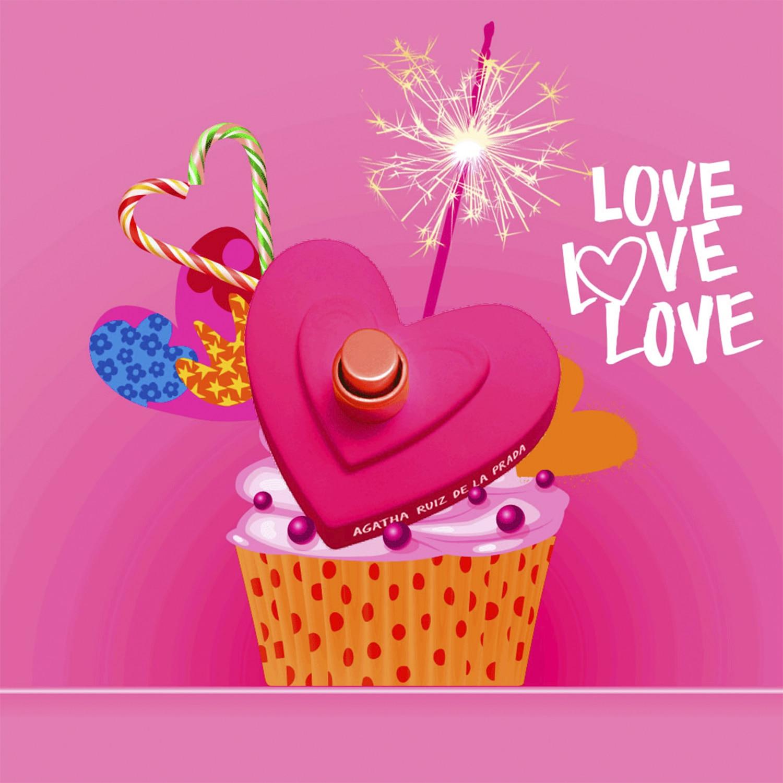 LOVE EAU DE TOILETTE 80ML