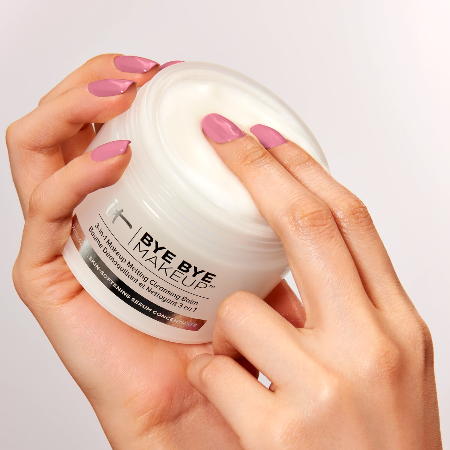 BYE BYE MAKEUP™ 3-IN-1 MAKEUP MELTING BALM (DESMAQUILLANTE FACIAL)