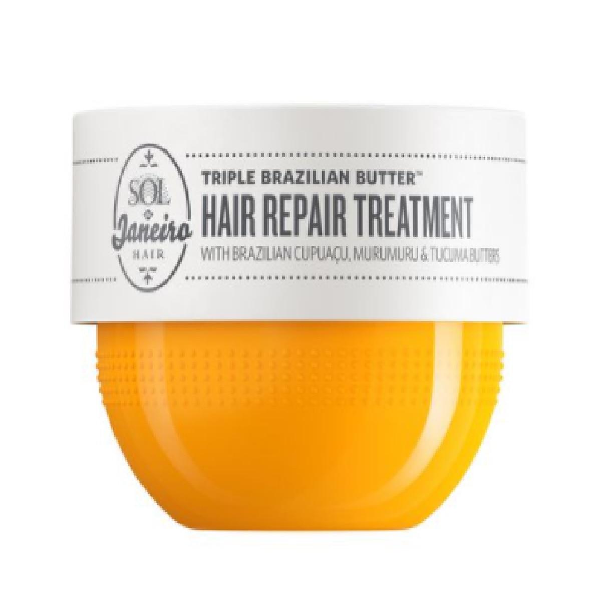 TRIPLE BRAZILIAN BUTTER™ HAIR REPAIR TREATMENT MASK (MASCARILLA PARA CABELLO)