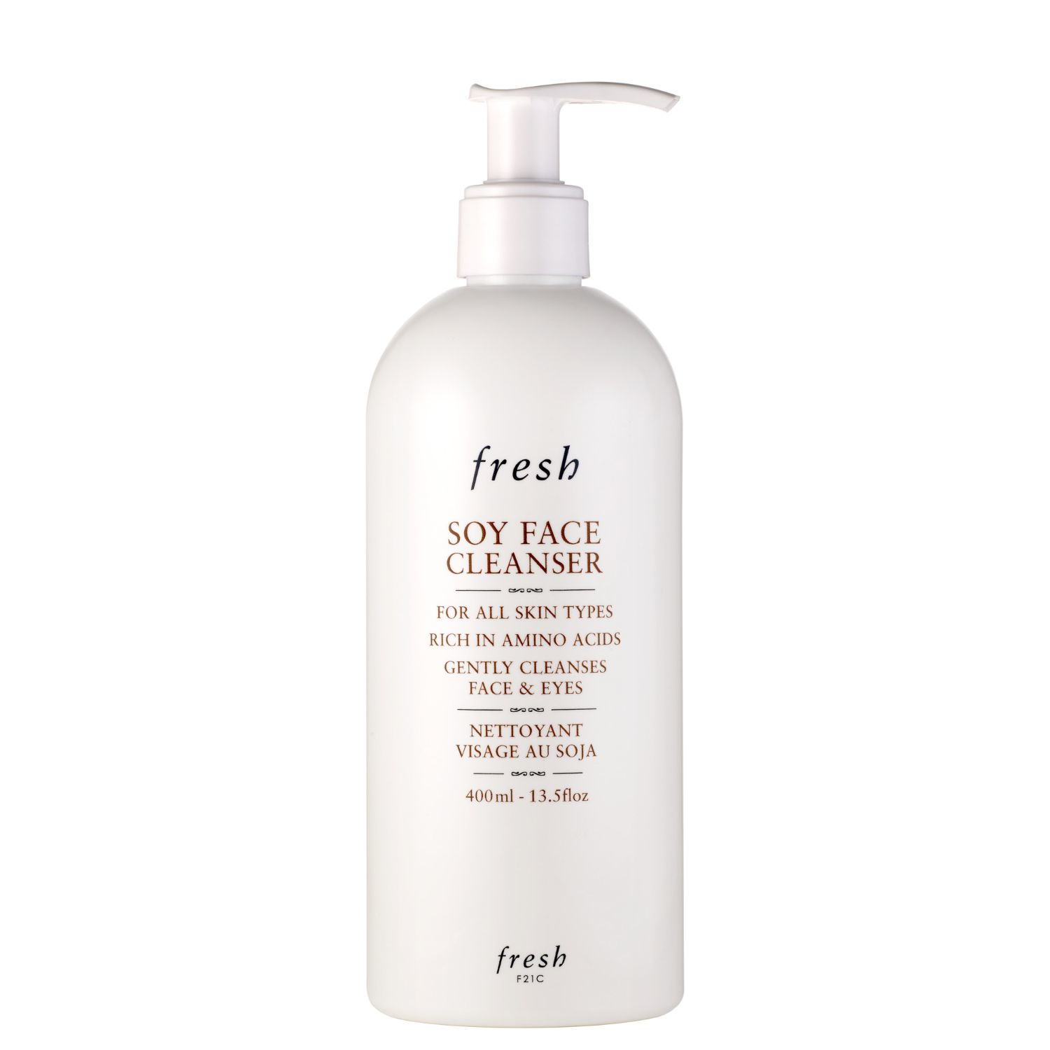 SOY MAKEUP REMOVING FACE WASH