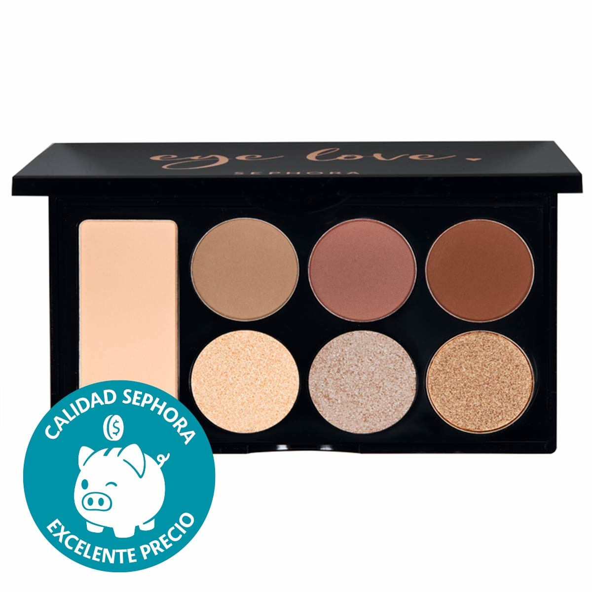 EYE LOVE EYESHADOW PALETTE (PALETA DE OJOS)