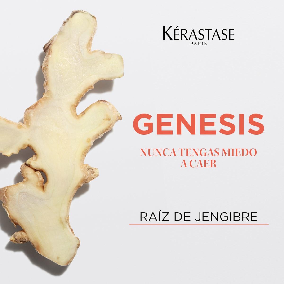GENESIS AMPOULES CURE FORTIFIANT ANTI-CHUTE 10 X 6ML