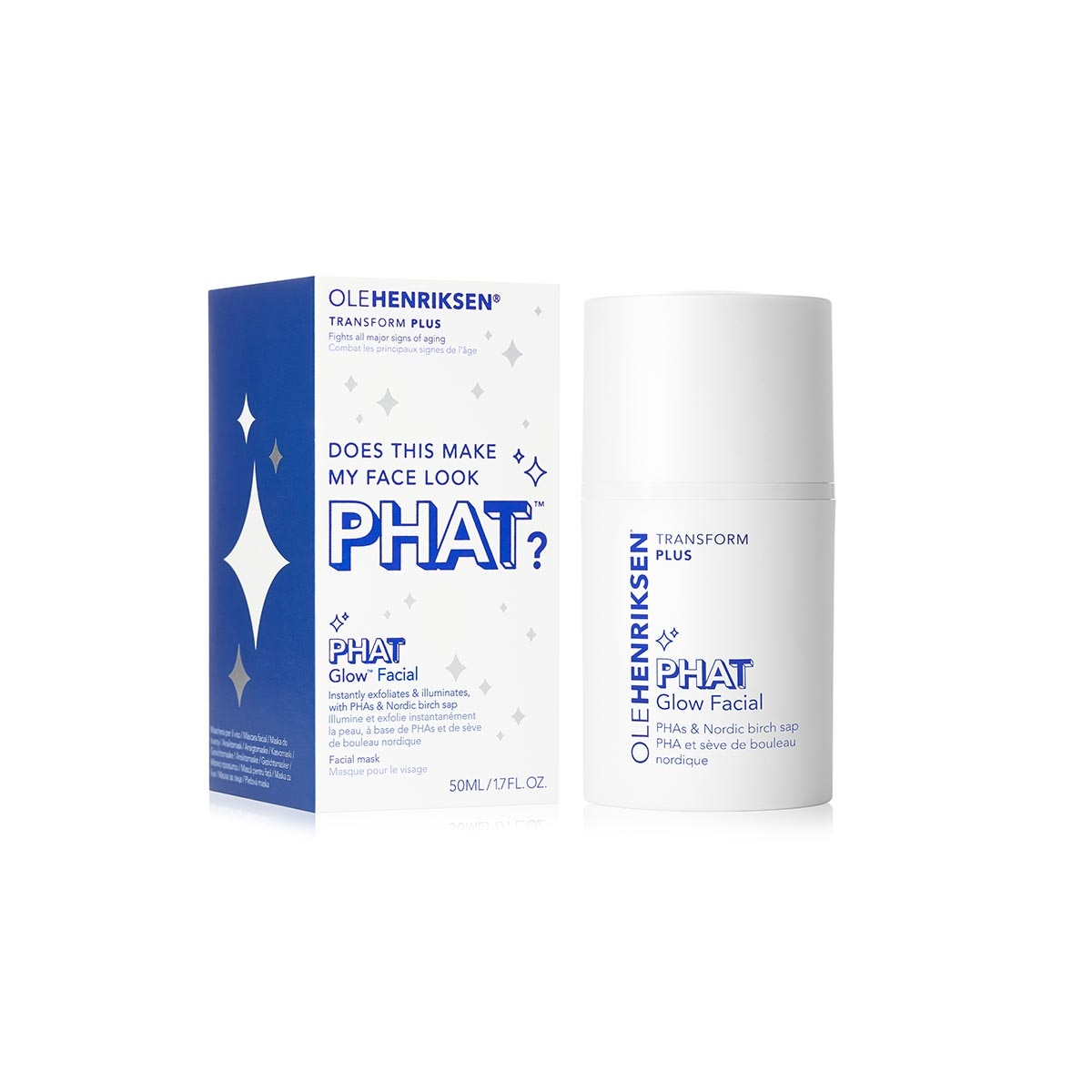 PHAT GLOW FACIAL™ MASK (MASCARILLA ANTI EDAD)