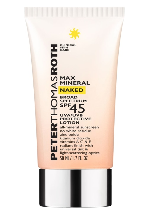 MAX MINERAL NAKED SPF 50ML