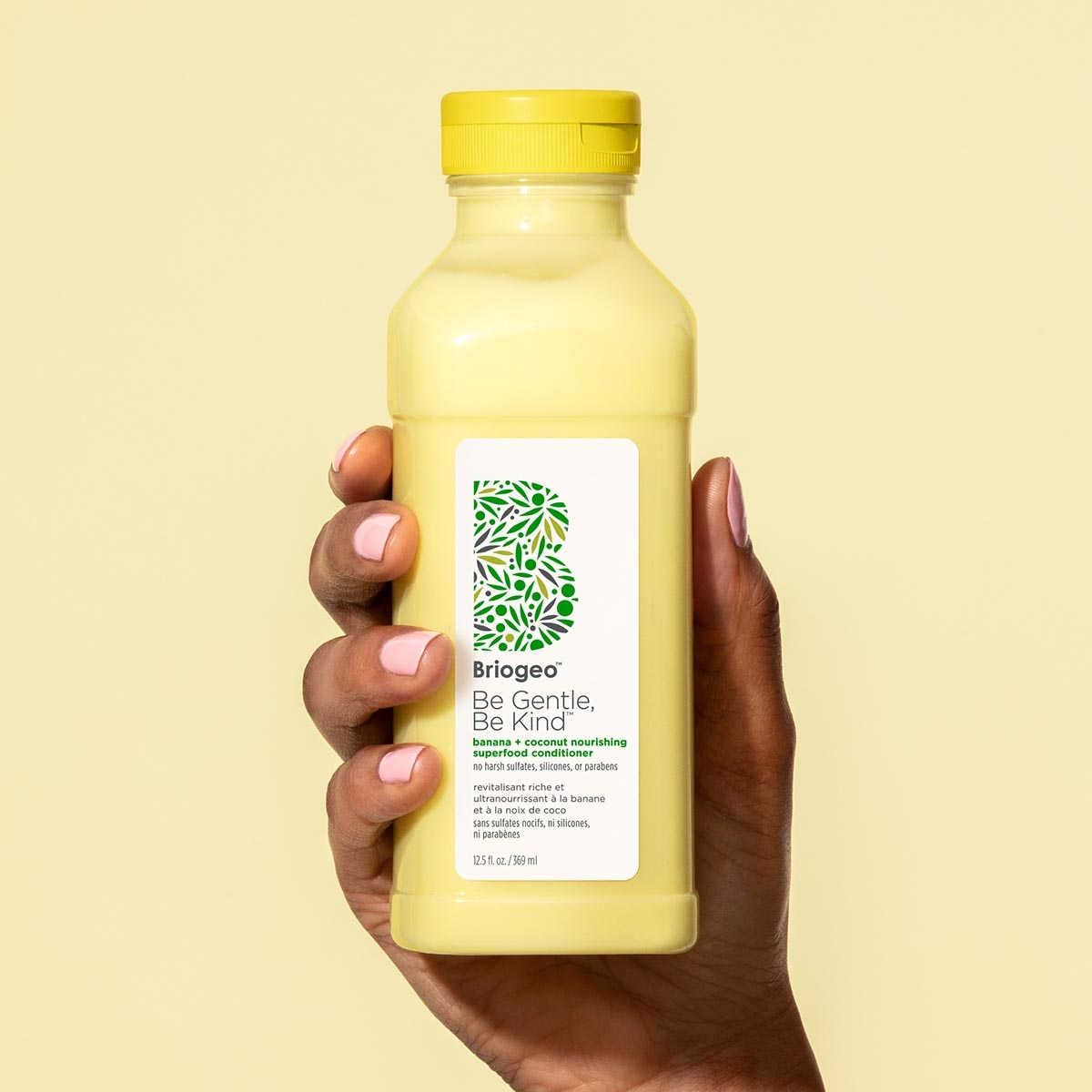 BE GENTLE BE KIND™ BANANA + COCONUT NOURISHING SUPERFOOD CONDITIONER 12.5OZ