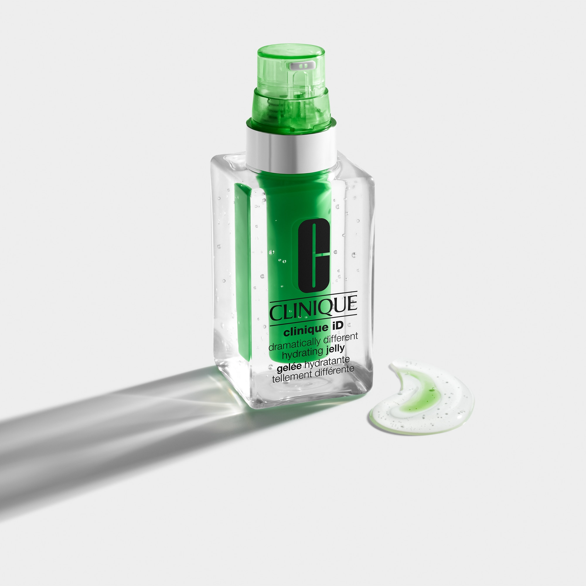 CLINIQUE ID™: DRAMATICALLY DIFFERENT™ HYDRATING JELLY + ACTIVE CARTRIDGE CONCENTRATE FOR IRRITATION 125ML