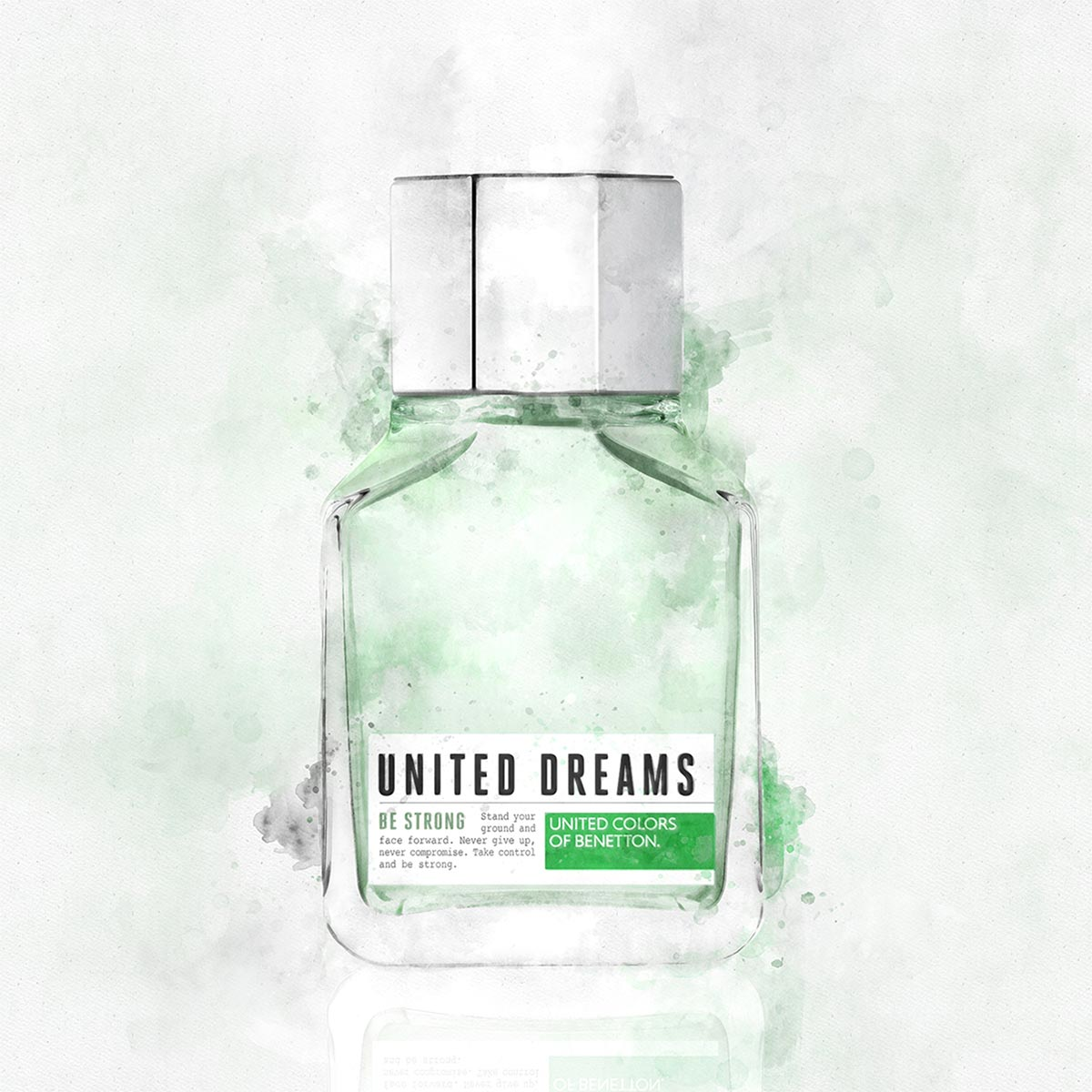 UNITED DREAMS BE STRONG EAU DE TOILETTE 100ML
