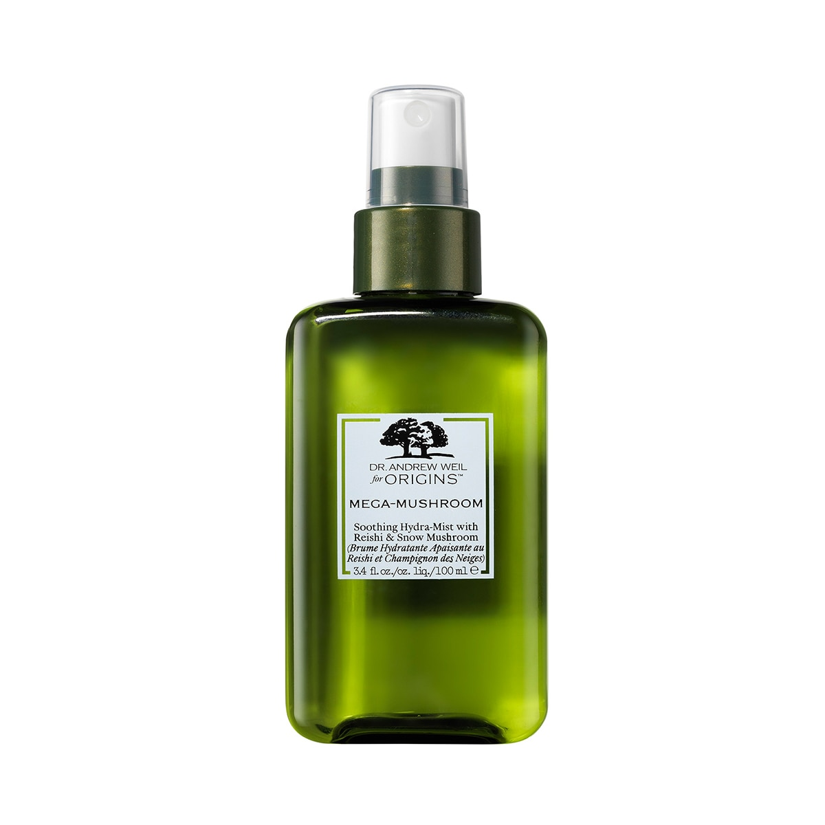 DR. ANDREW WEIL FOR ORIGINS™ MEGAMUSHROOM SOOTHING HYDRA-MIST WITH REISHI AND SNOW MUSHROOM