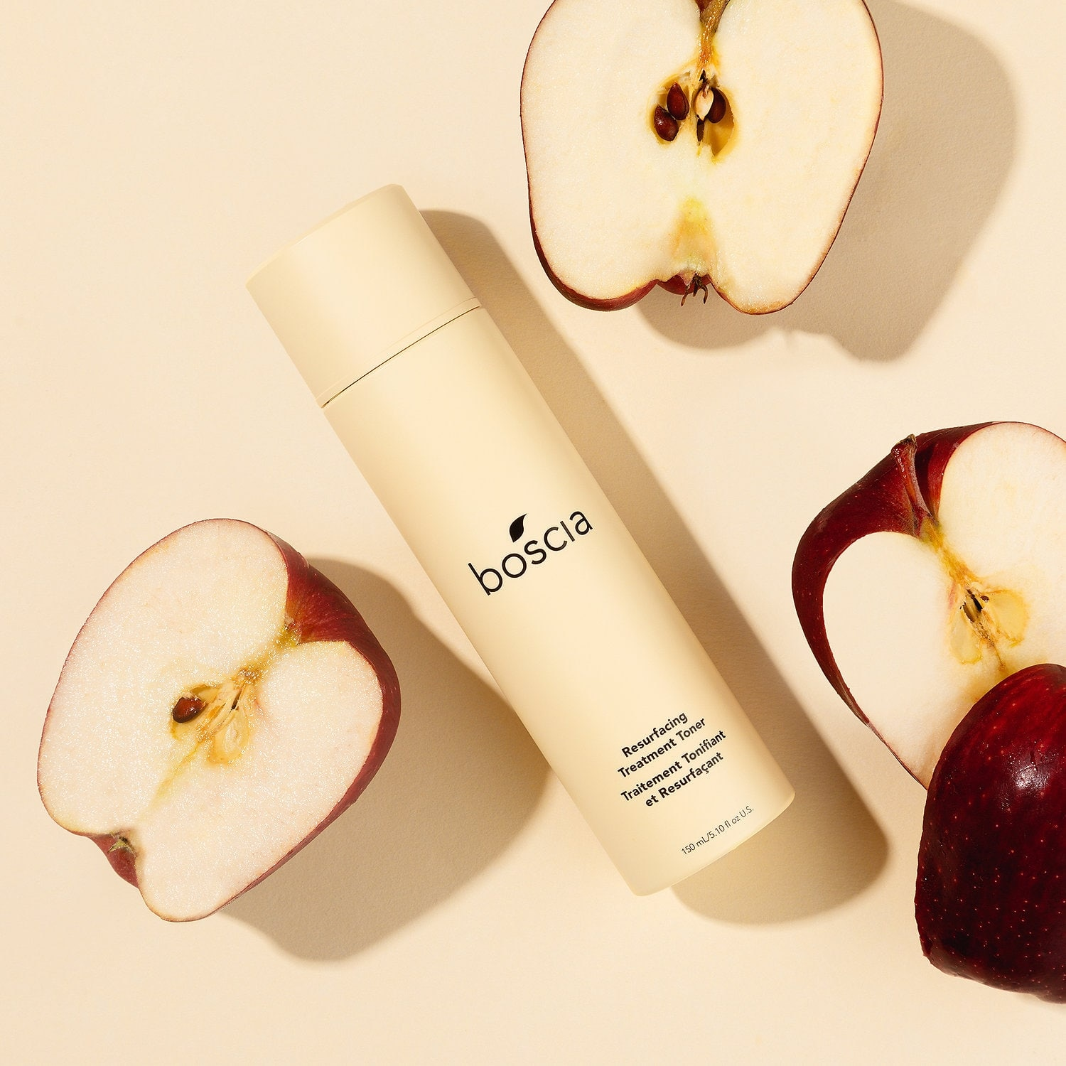 RESURFACING TREATMENT TONER WITH APPLE CIDER