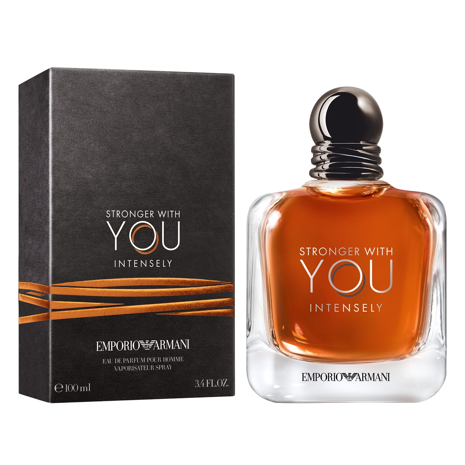 STRONGER WITH YOU EAU DE PARFUM 100ML