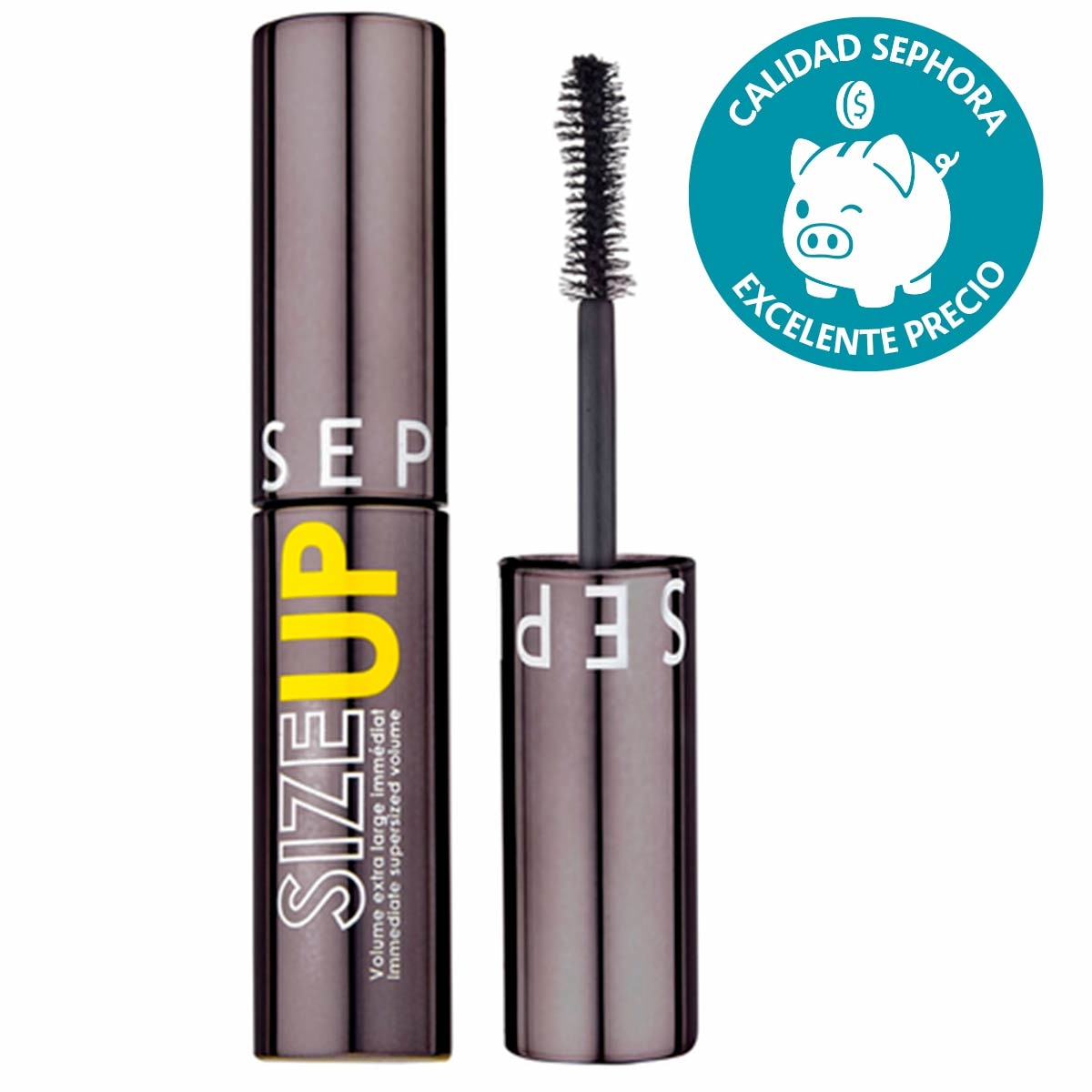 SIZE UP MASCARA VOLUME EXTRA LARGE MINI (MASCARA DE PESTAÑAS MINI)