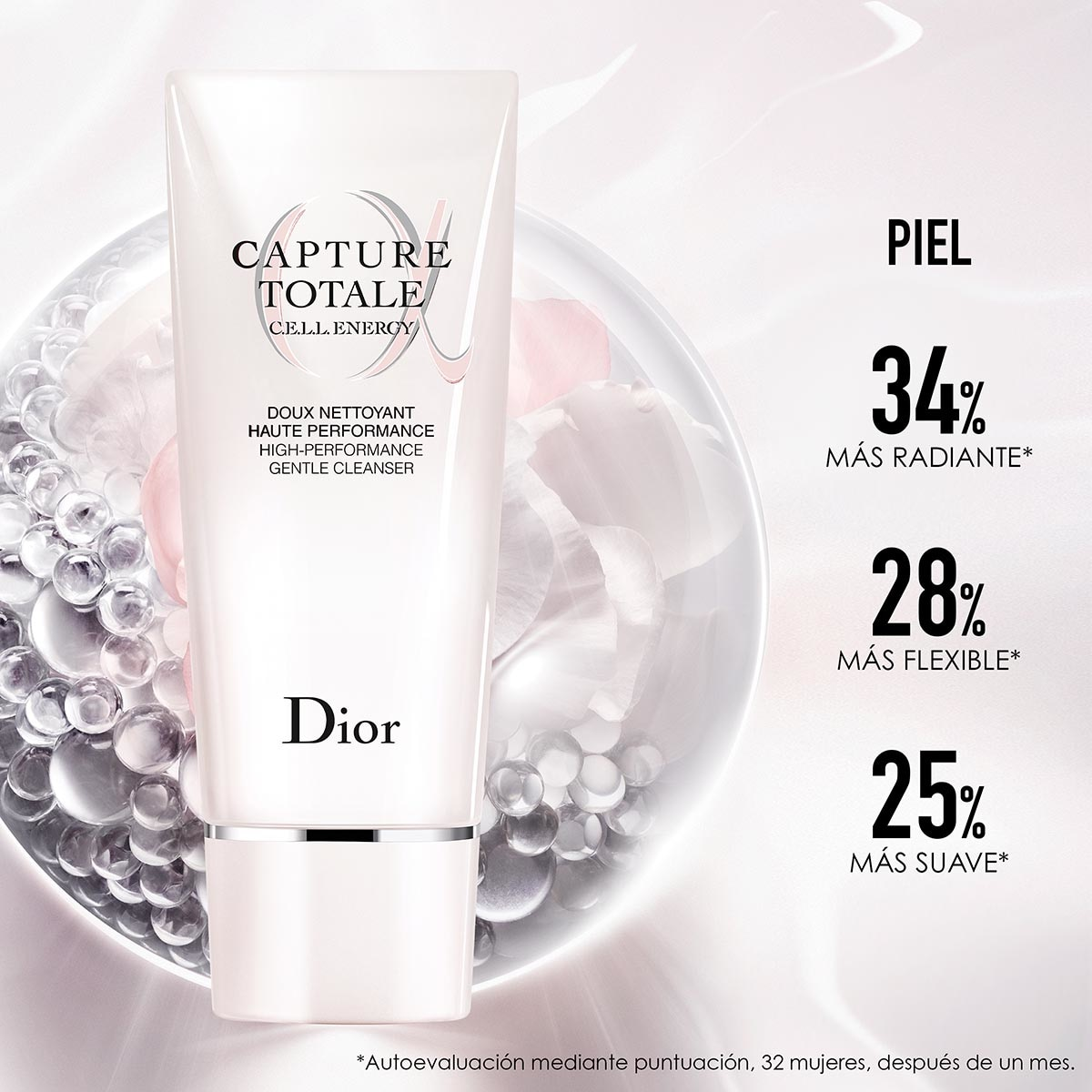 CAPTURE TOTALE HIGH-PERFORMANCE GENTLE CLEANSER 150ML