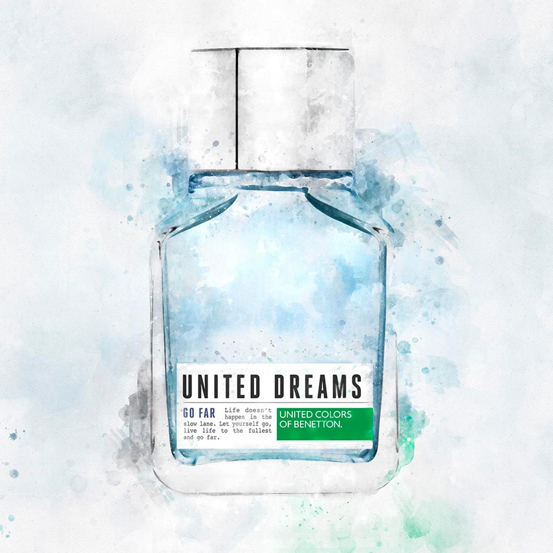 UNITED DREAMS GO FAR EDT