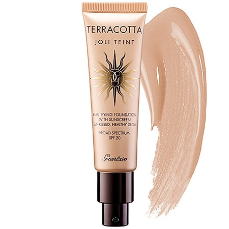 TERRACOTTA JOLI TEINT BEAUTIFYING FOUNDATION