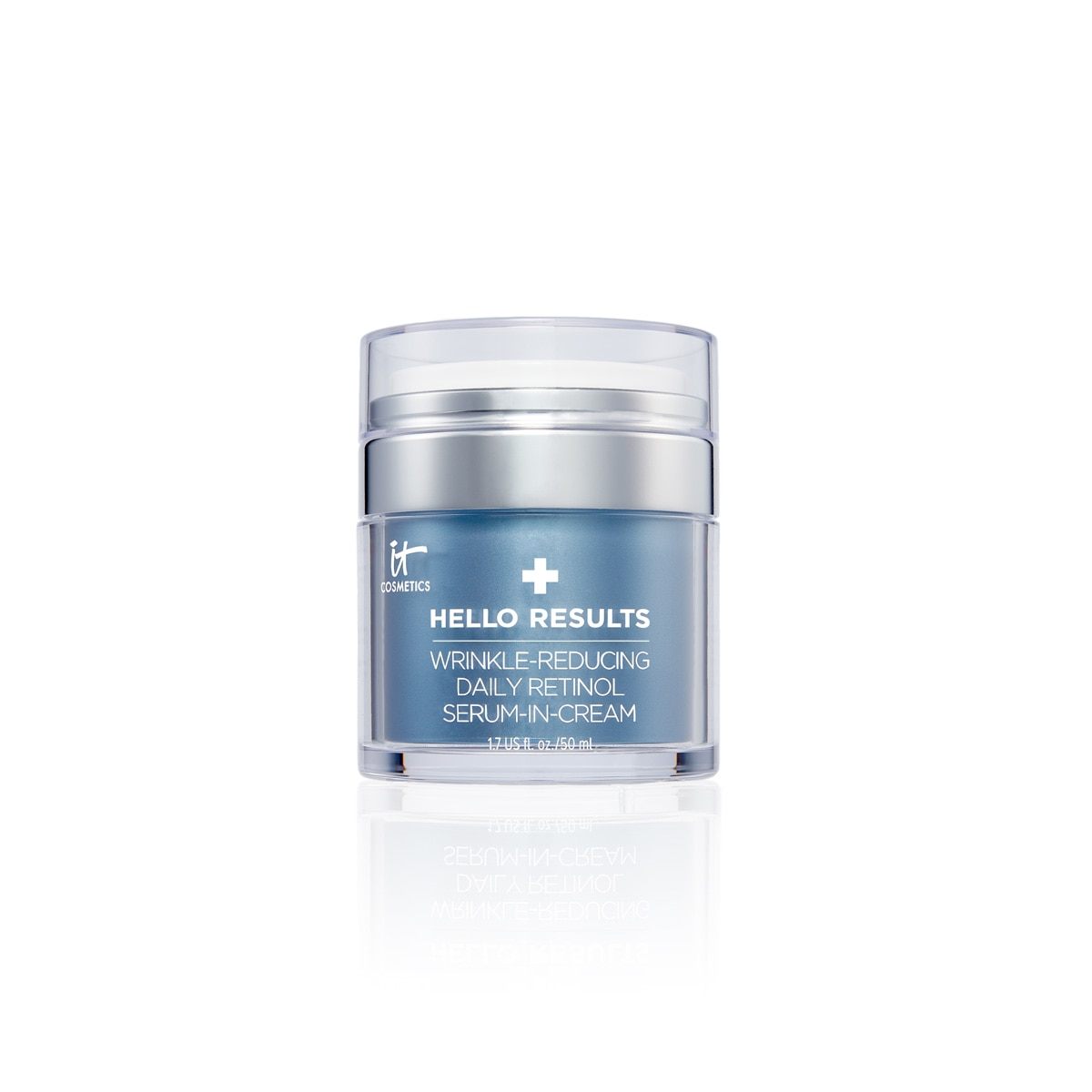 HELLO RESULTS WRINKLE-REDUCING DAILY RETINOL FULL SIZE 50ML