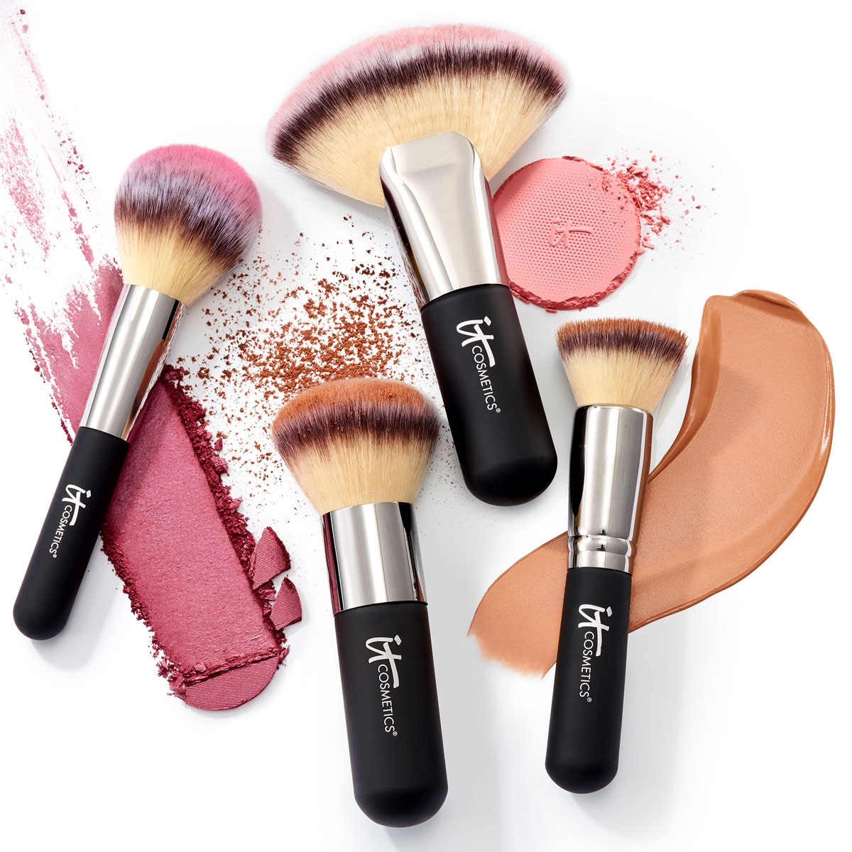 HEAVENLY LUXE™ - FLAT TOP BUFFING FOUNDATION BRUSH #6