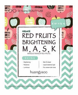 RED FRUITS BRIGHTENING MASK (MASCARILLA)