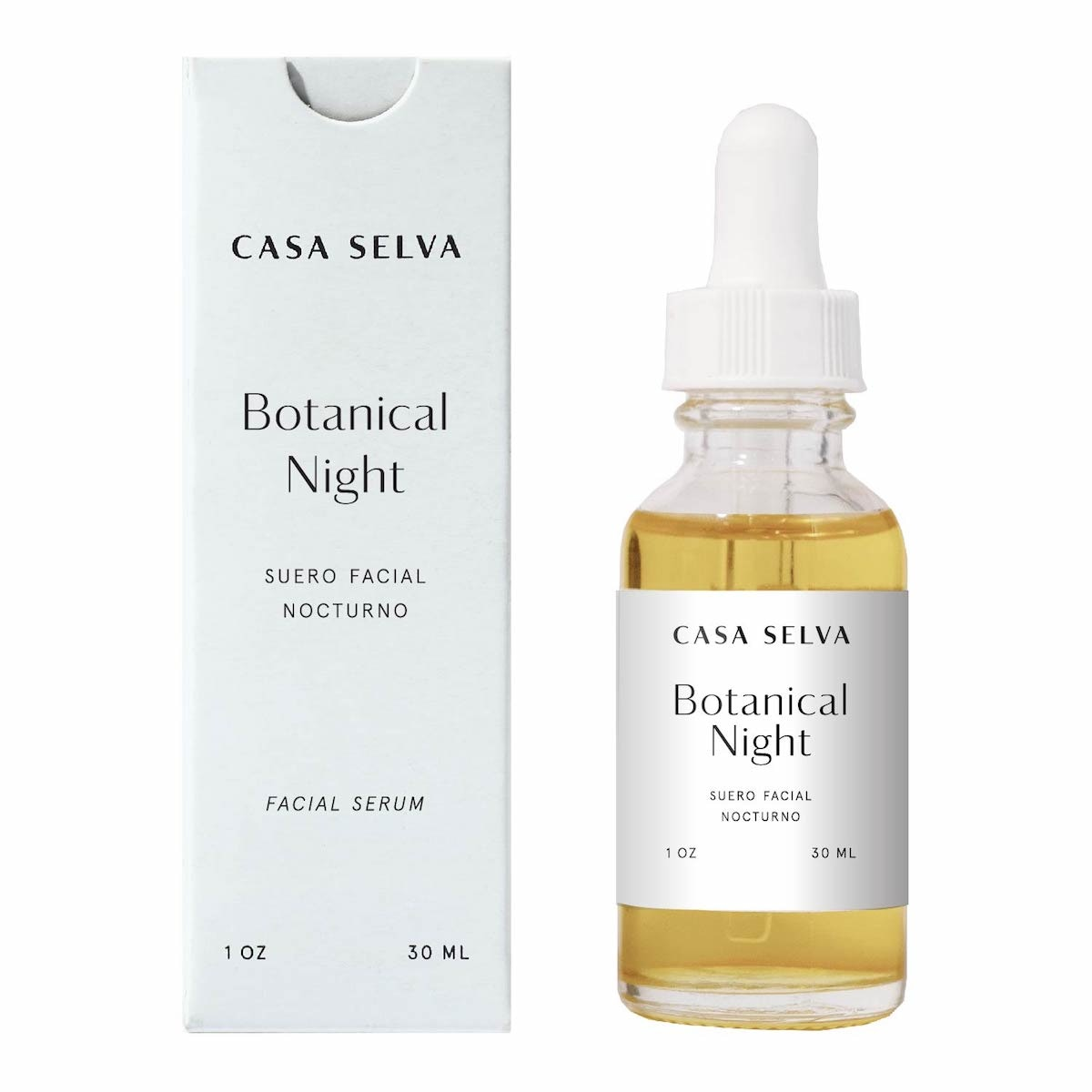 BOTANICAL NIGHT (SUERO FACIAL NOCTURNO)