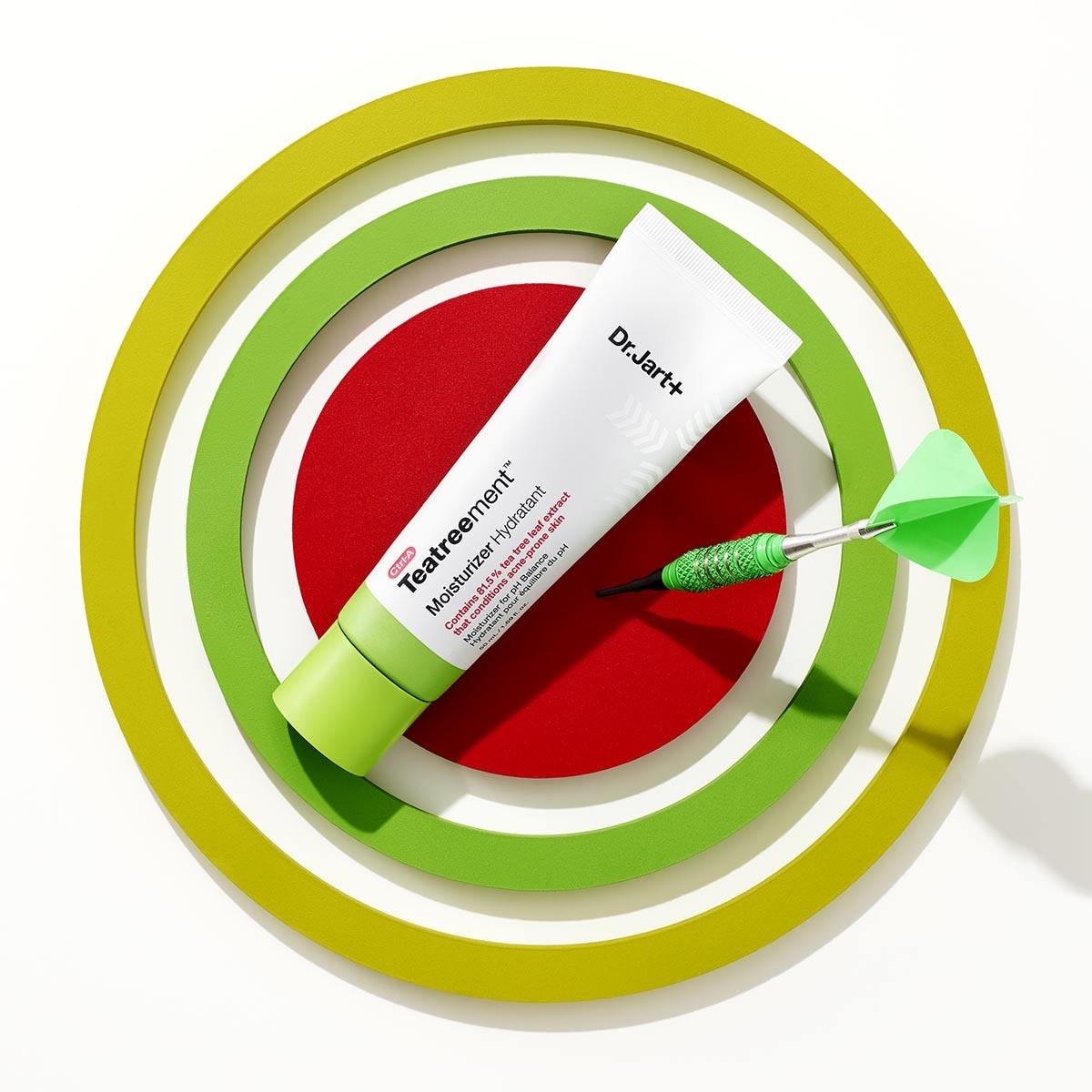 TEATREEMENT™ MOISTURIZER WITH TEA TREE (HUMECTANTE)