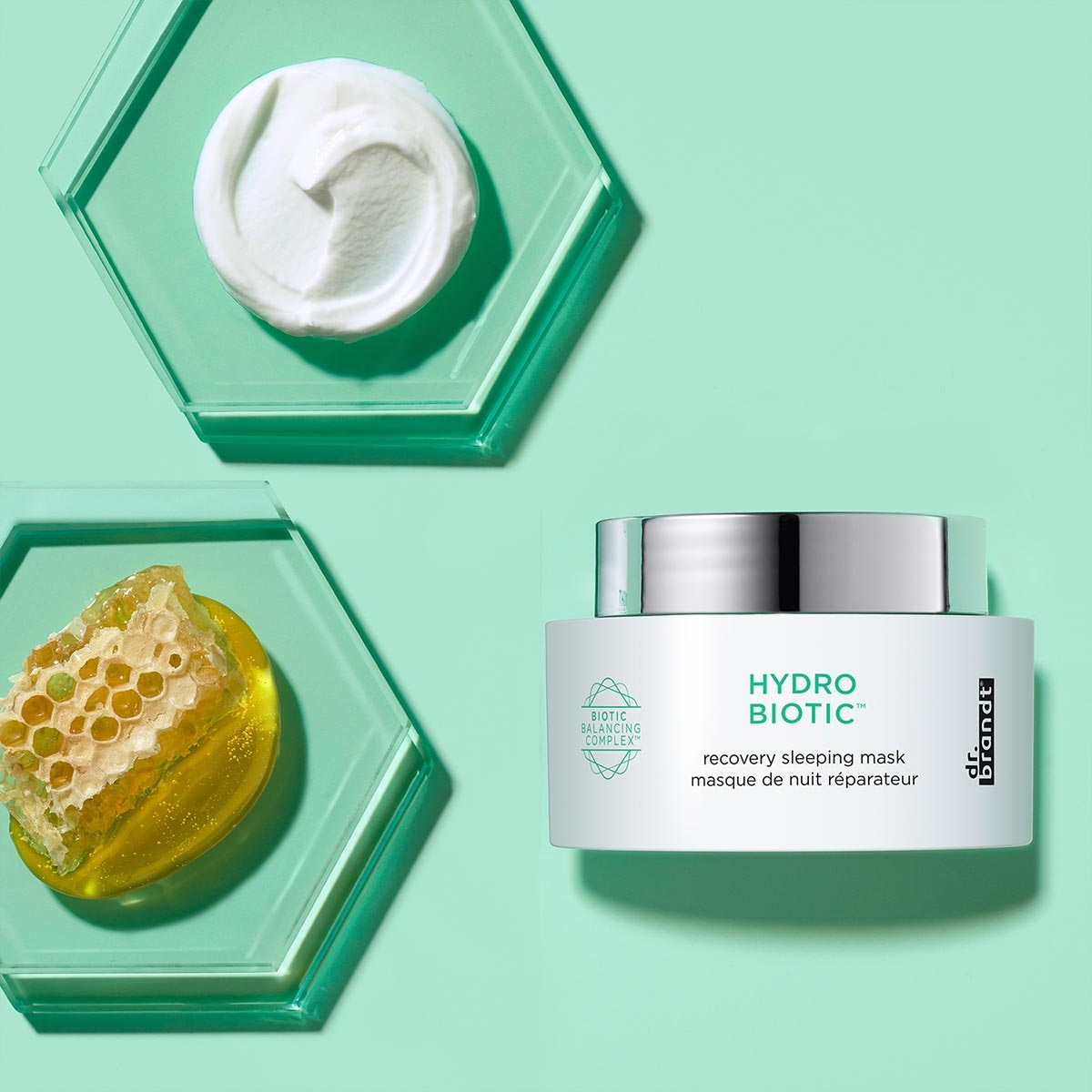 HYDRO BIOTIC™ RECOVERY SLEEPING MASK