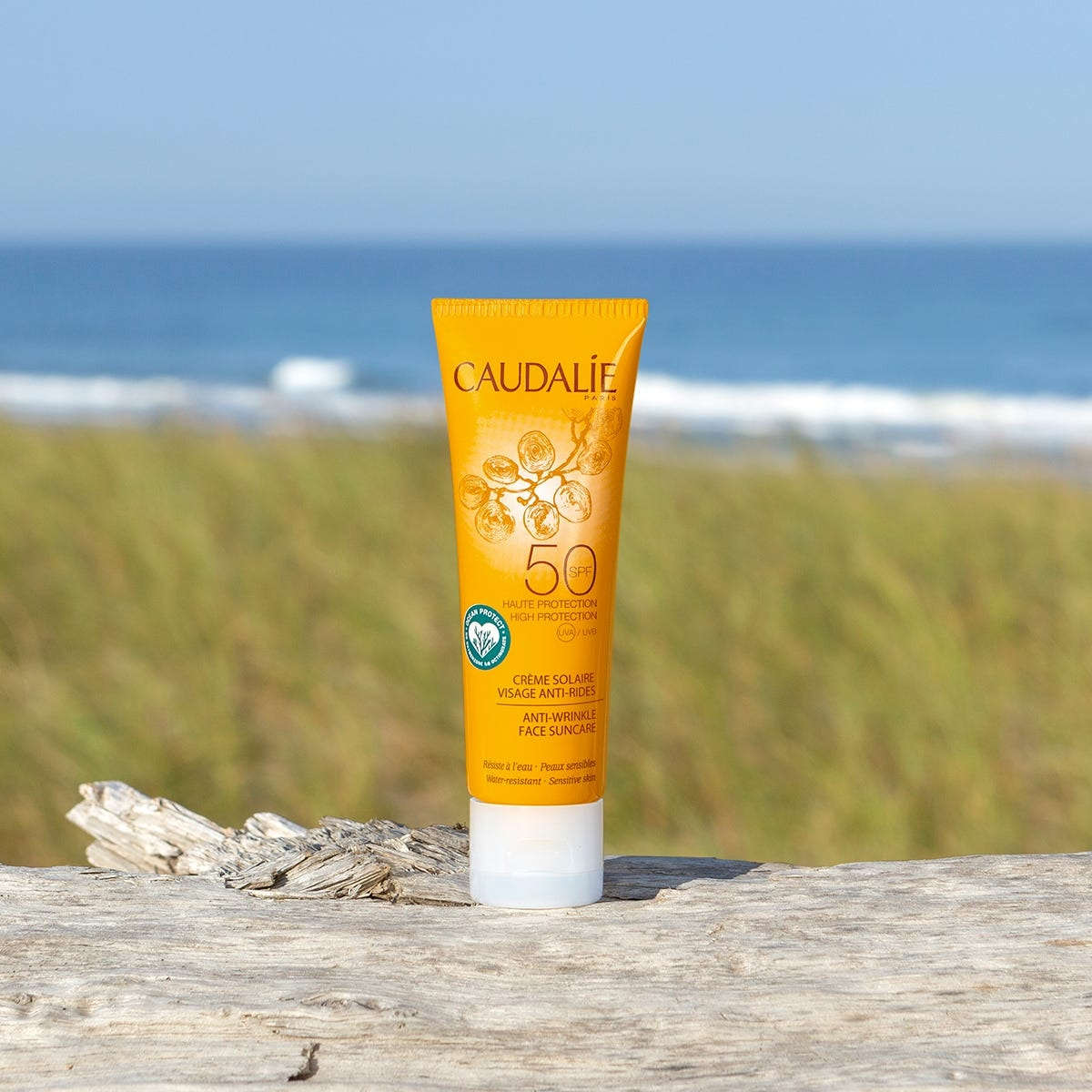 ANTI-WRINKLE FACE SUNCARE SPF 50 (CREMA SOLAR FACIAL ANTI-ARRUGAS)