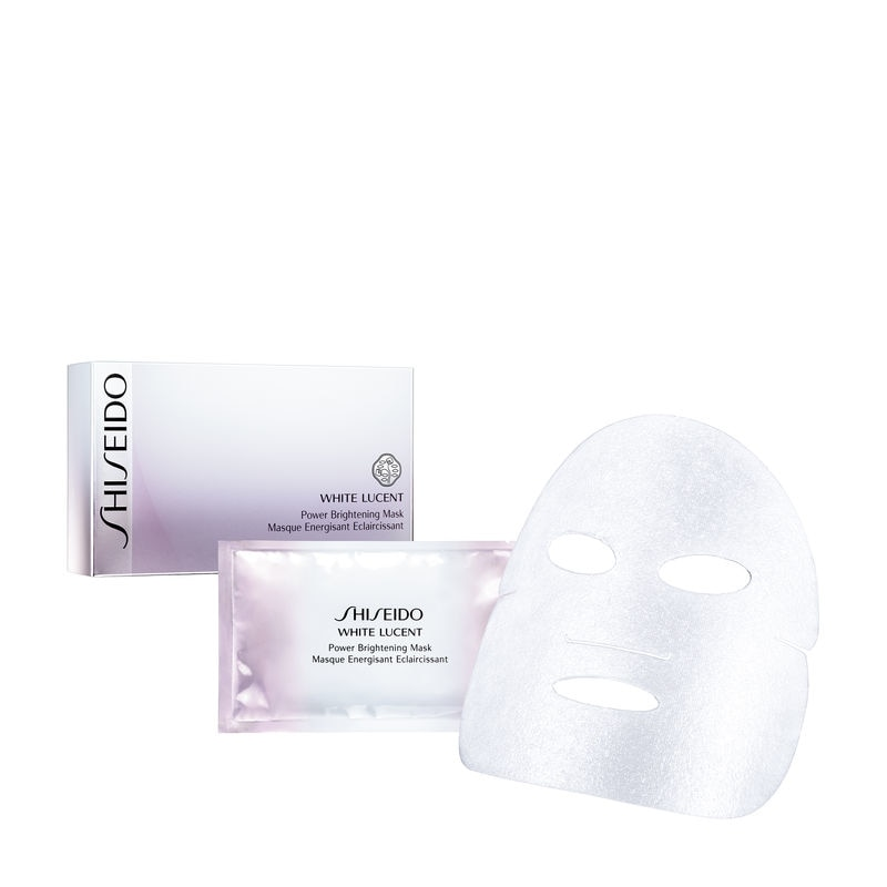 WHITE LUCENT POWER BRIGHTENING MASK 6 MASCARILLAS