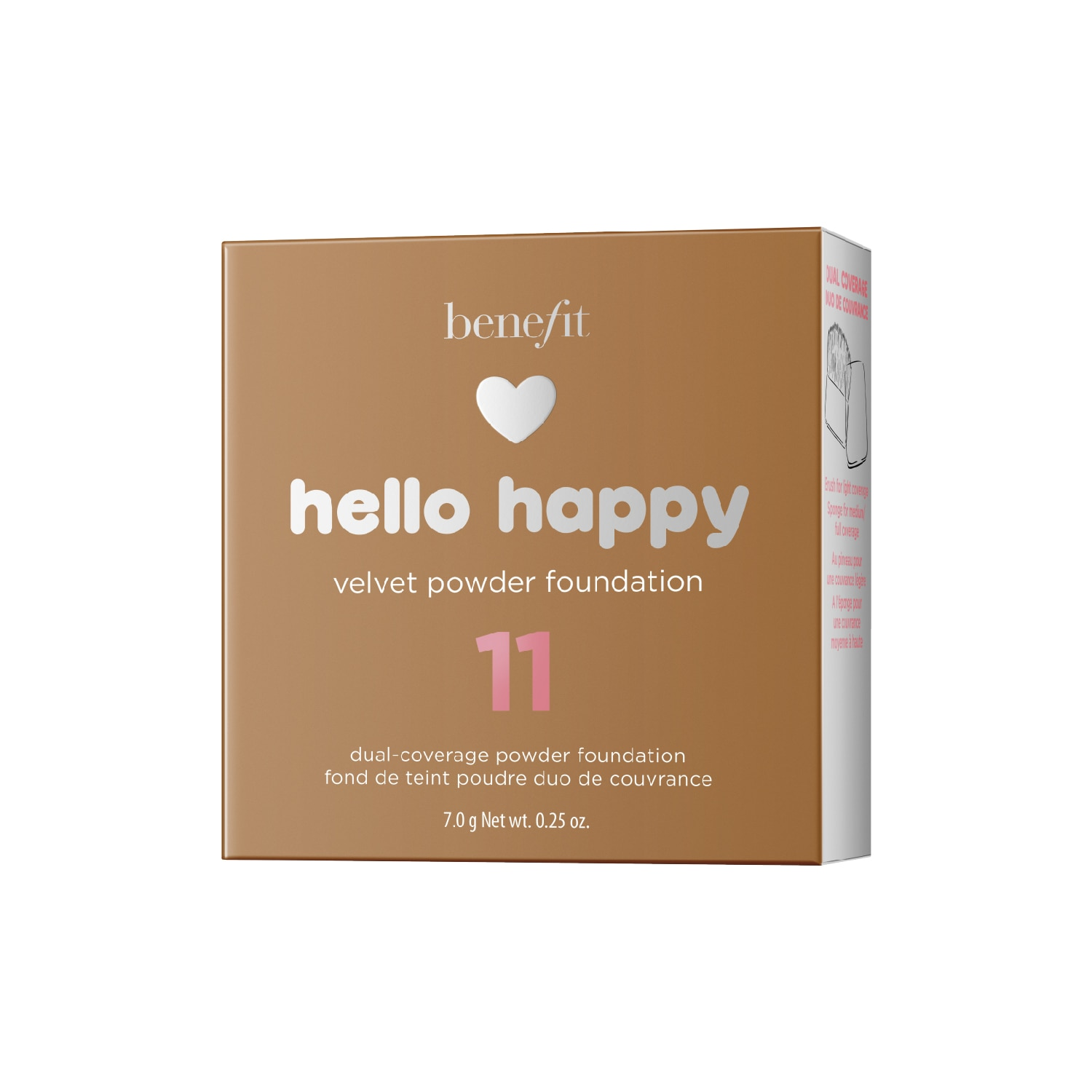 HELLO HAPPY VELVET POWDER FOUNDATION (BASE EN POLVO)