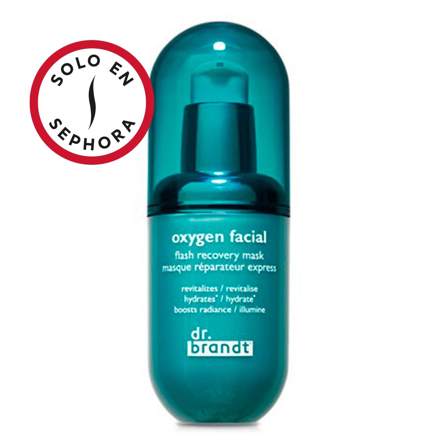 OXYGEN FACIAL FLASH RECOVERY MASK
