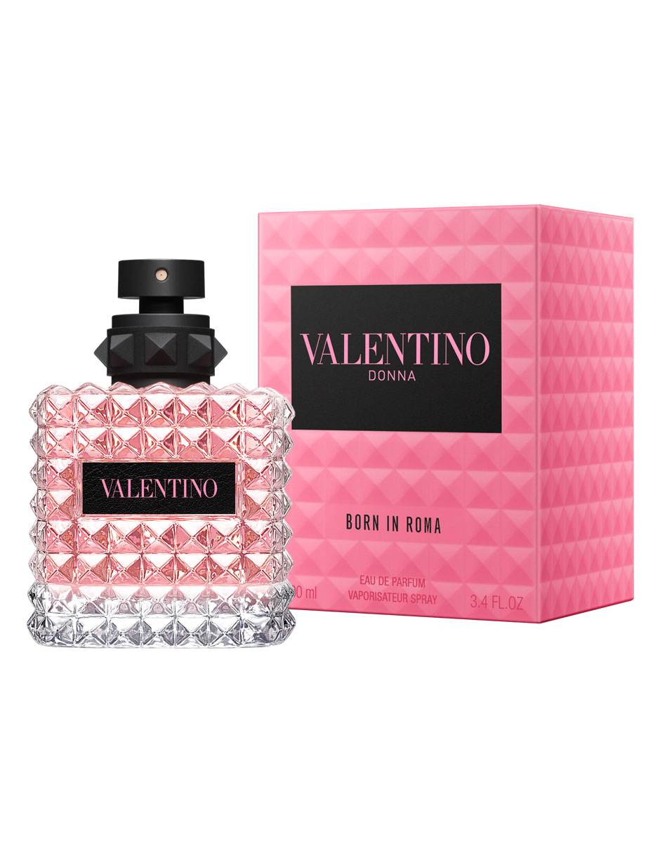 PERFUME VALENTINO DONNA BORN IN ROMA EAU DE PARFUM 100ML