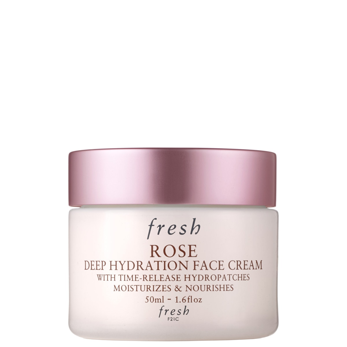 ROSE DEEP HYDRATION FACE CREAM