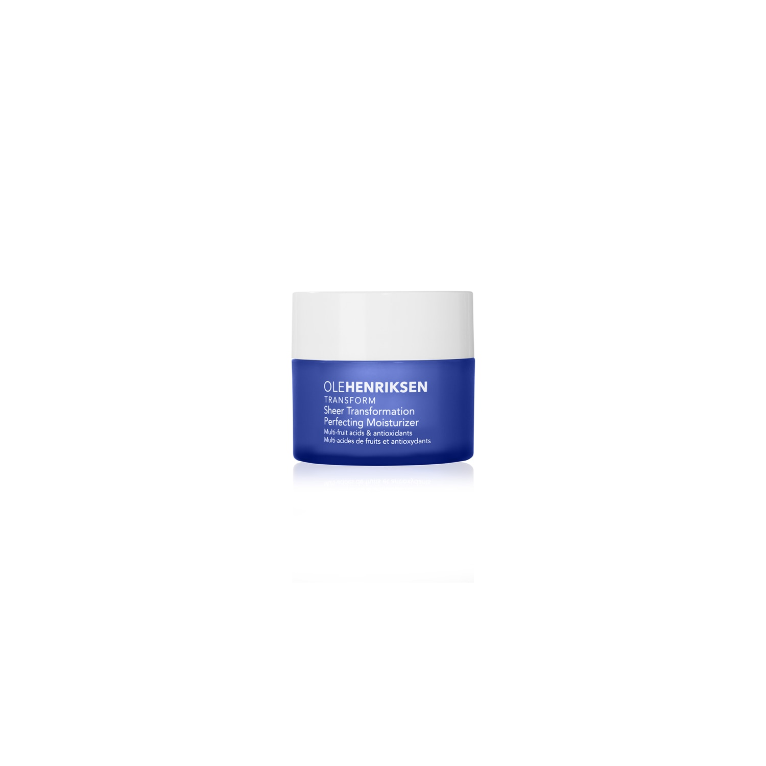 SHEER TRANSFORMATION® PERFECTING MOISTURIZER