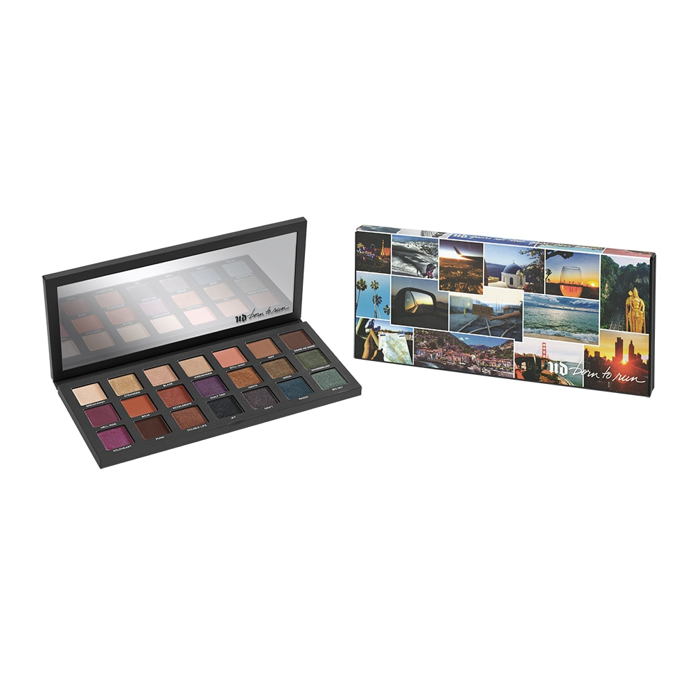 BORN TO RUN EYESHADOW PALETTE (PALETA DE SOMBRAS)