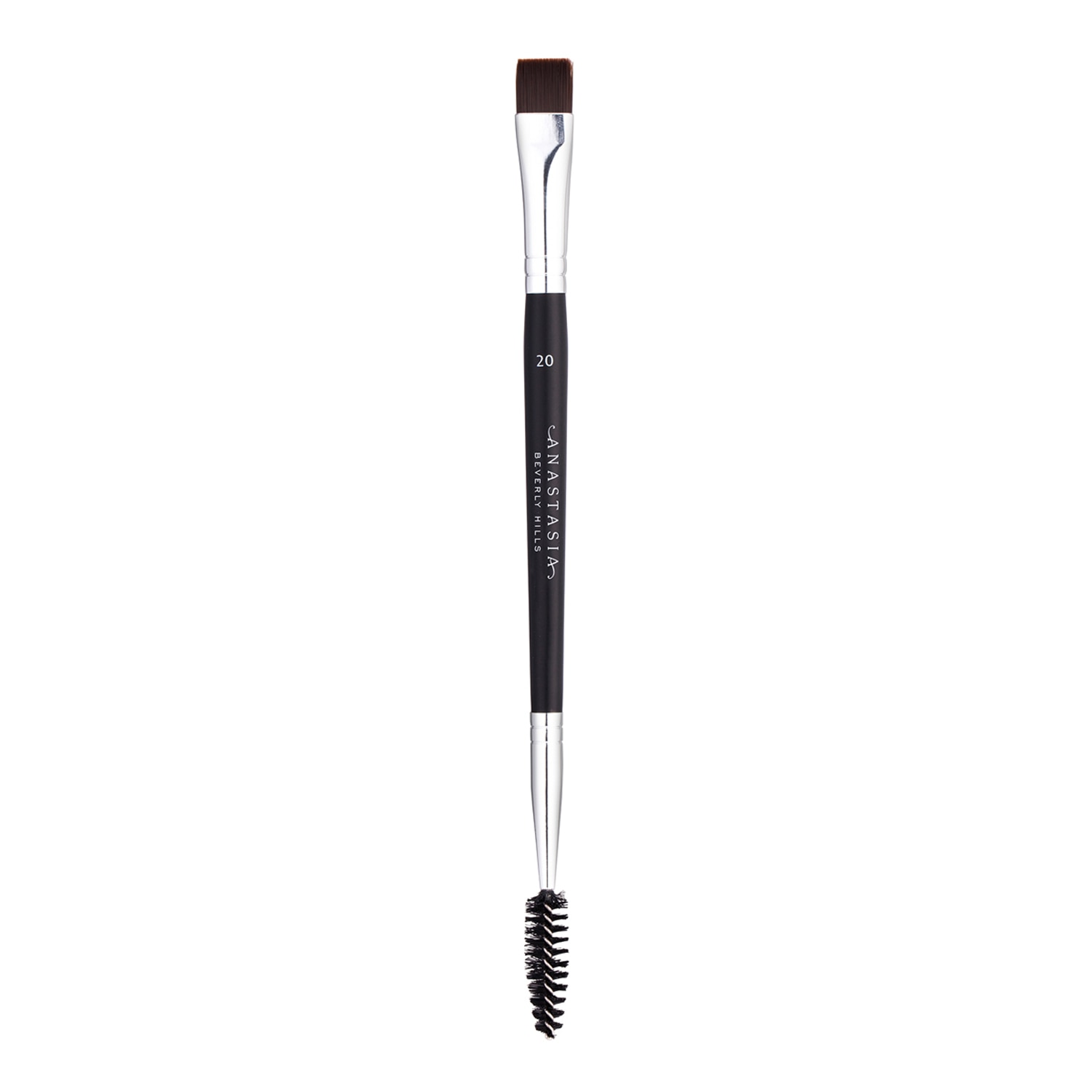 BRUSH #20-DUAL ENDED FLAT DETAIL BRUSH
