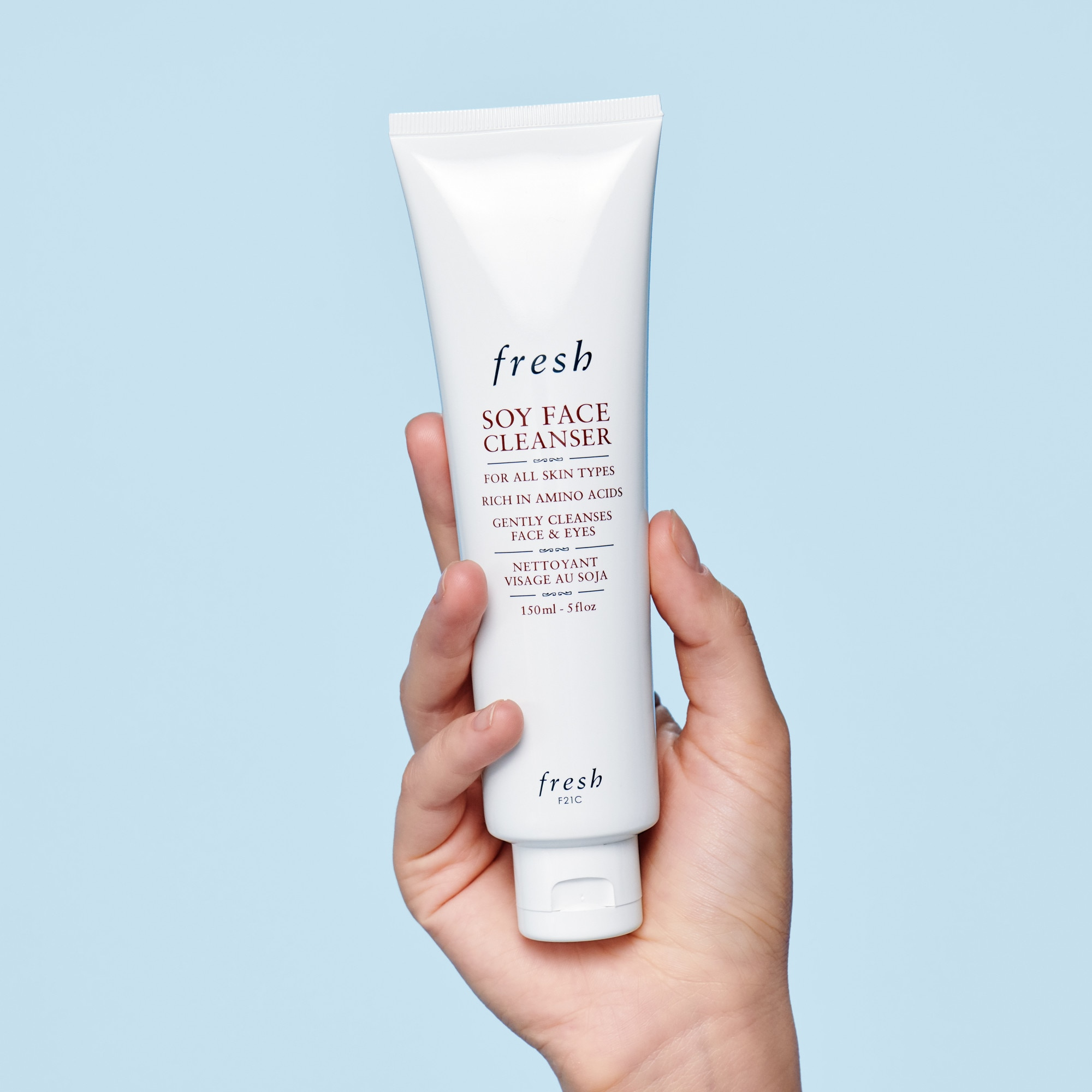 SOY FACE CLEANSER 150ML