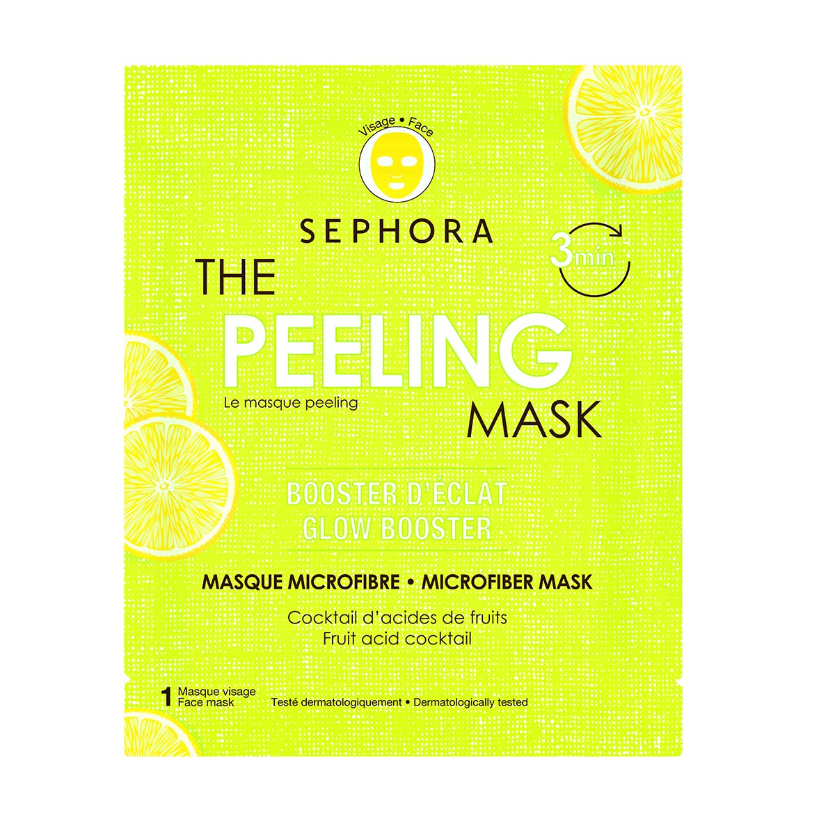 HERO PEELING MASK (MASCARILLA)