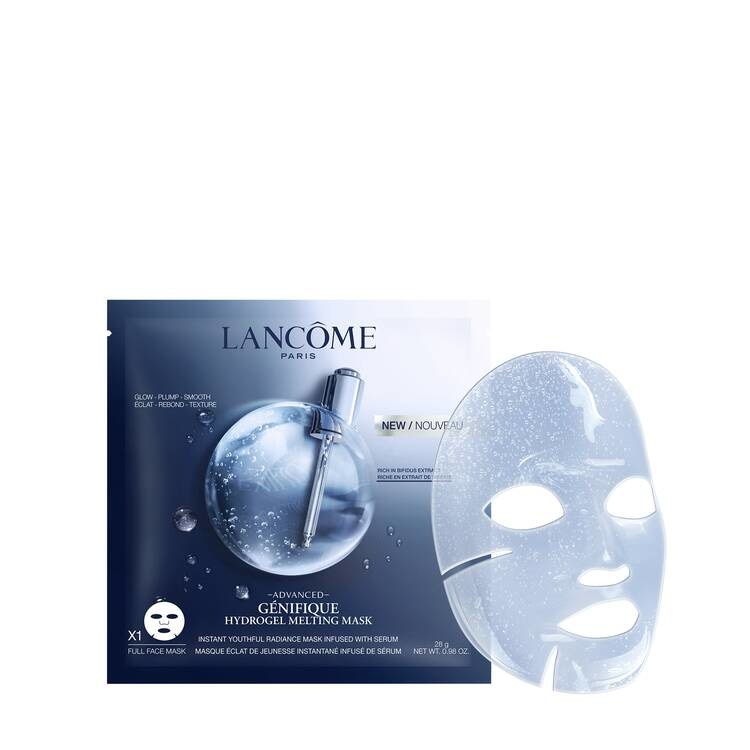 ADVANCED GÉNIFIQUE HYDROGEL MELTING MASK (NUEVA MASCARILLA FACIAL)