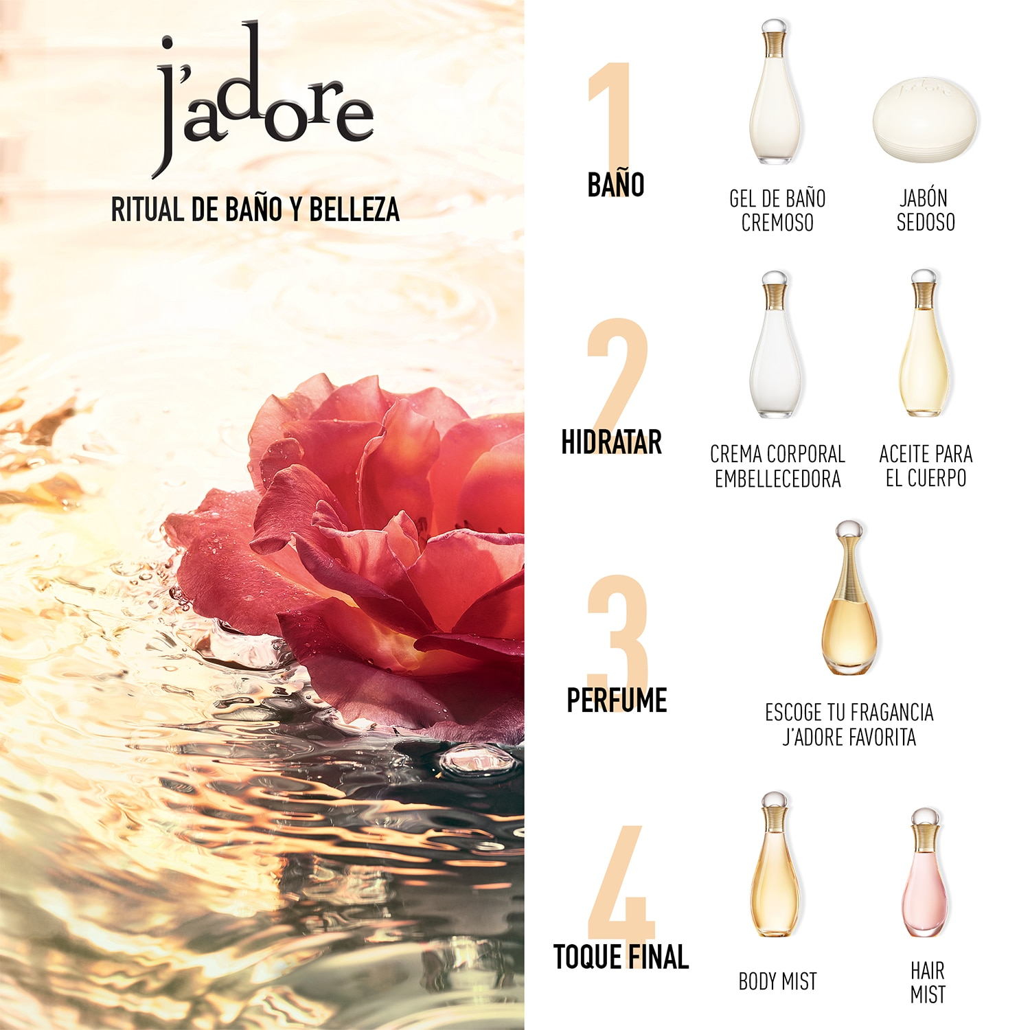 J'ADORE IN JOY EAU DE TOILETTE 100ML