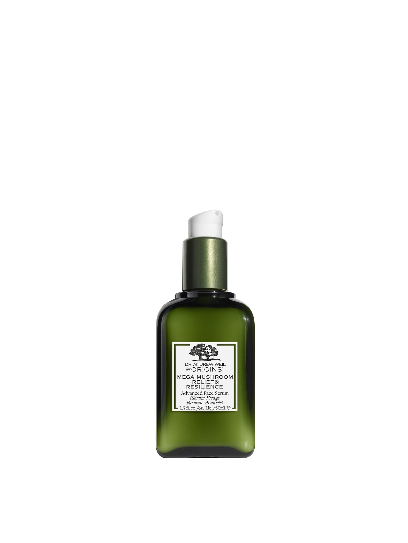 MEGA MUSHROOM RELIEF & RESILIENCE ADVANCED FACE SÉRUM