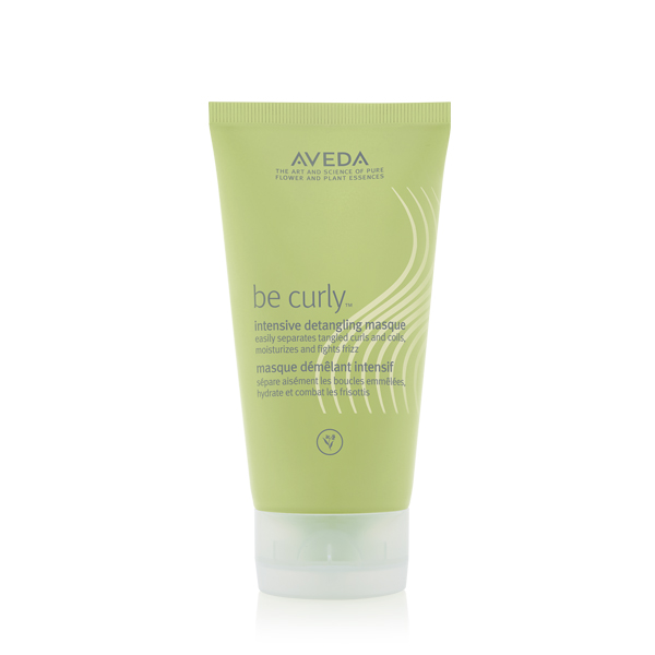 BE CURLY™ INTENSIVE DETANGLING MASQUE 150ML