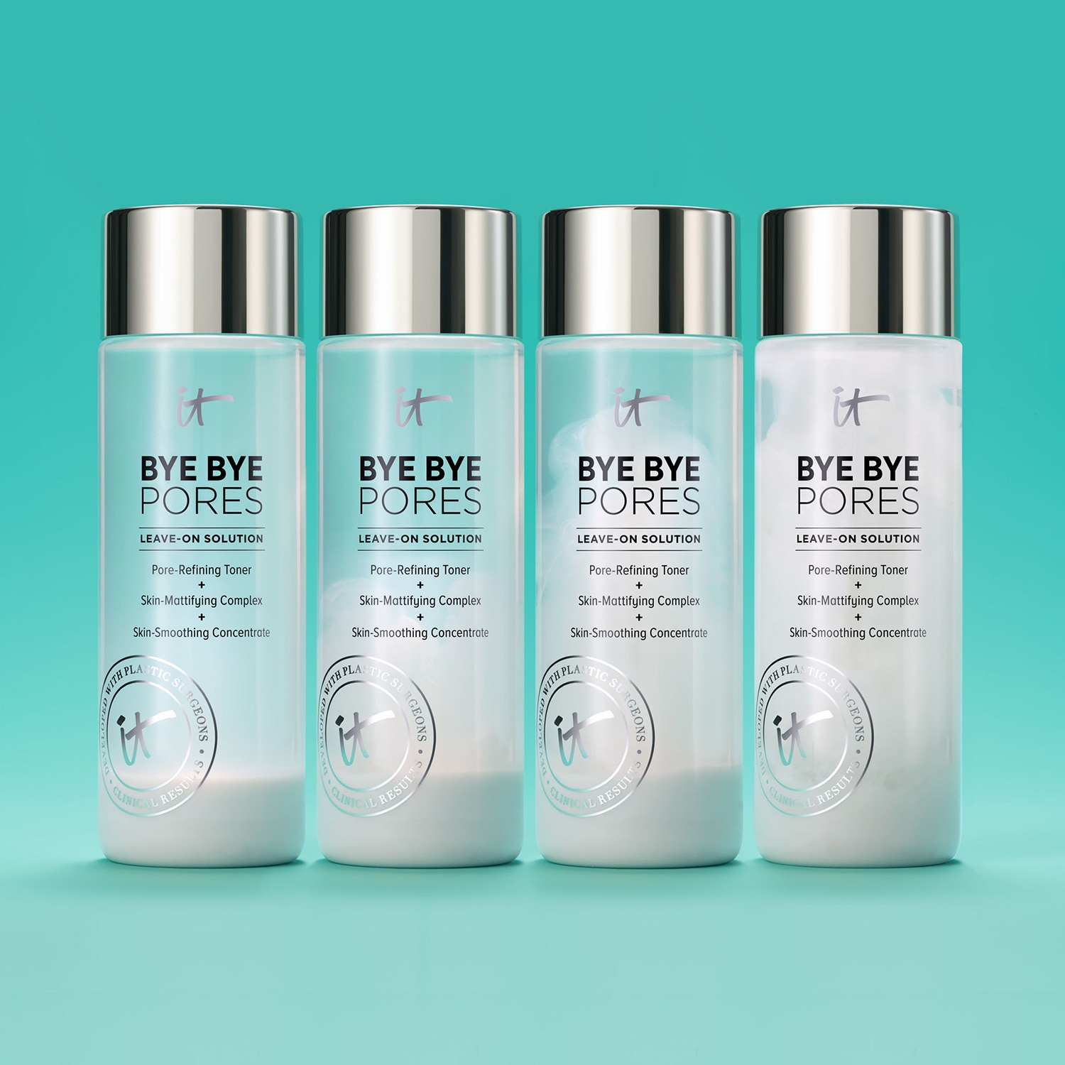 BYE BYE PORES LEAVE-ON SOLUTION 200ML (TÓNICO FACIAL)